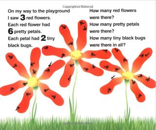 Repeated addition story problems with a freebie!