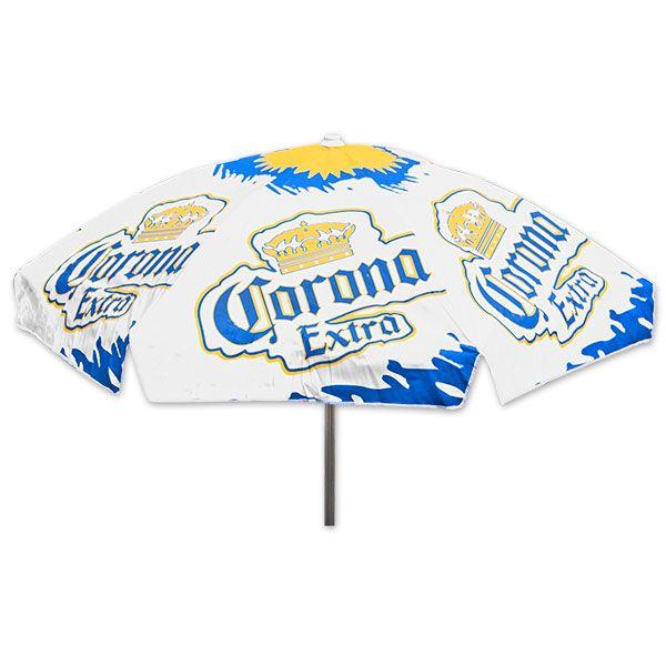 Corona+Extra+Heavy+Duty+Vinyl+Patio+Table+Umbrella