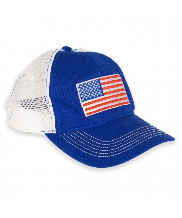 53c03b3f53c6 Hats & Caps, Men's Hats & Caps, Baseball Caps, American Flag Cap USA Mesh  Patriotic Hat Blue/White CA12HWY6A2T #Fashion #men #Hats #Caps #style  #outfits ...
