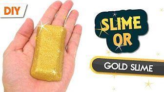 faire un lingot d'or en slime