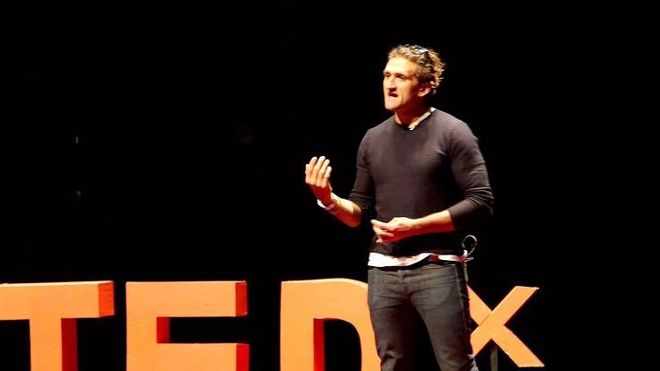 High school stories | Casey Neistat | TEDxParkerSchool  On Opportunity and Obligation