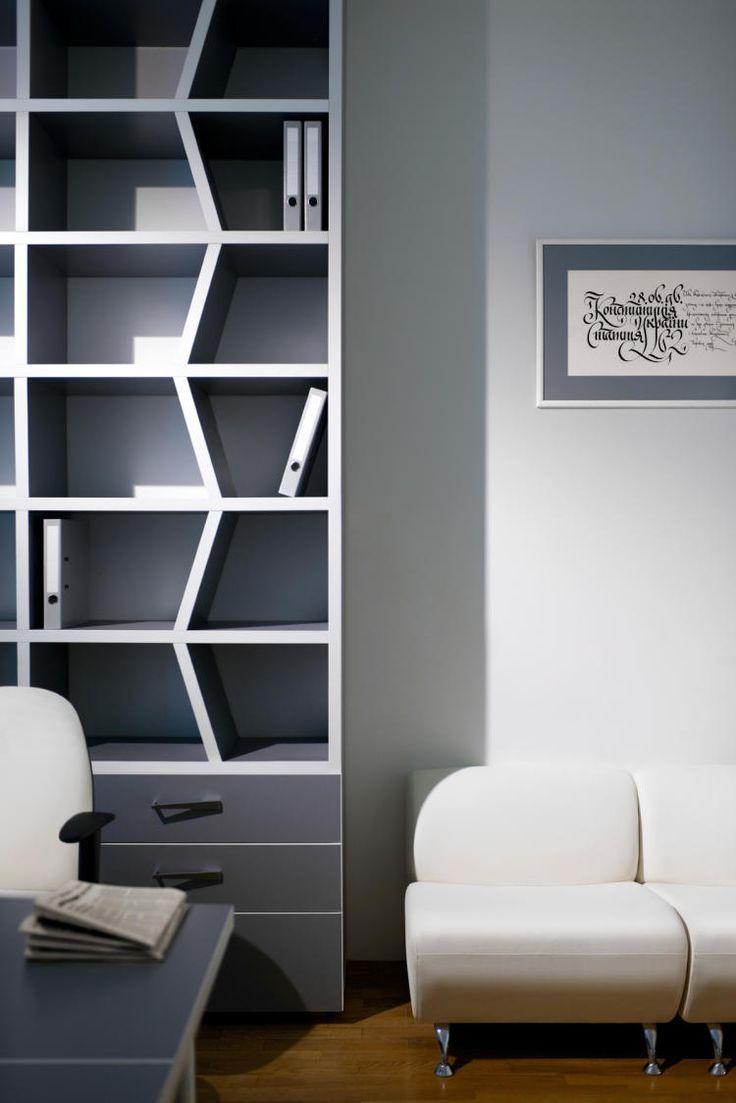 HIS: Дизайн офиса на 25 квадратах от Миры Мисанюк