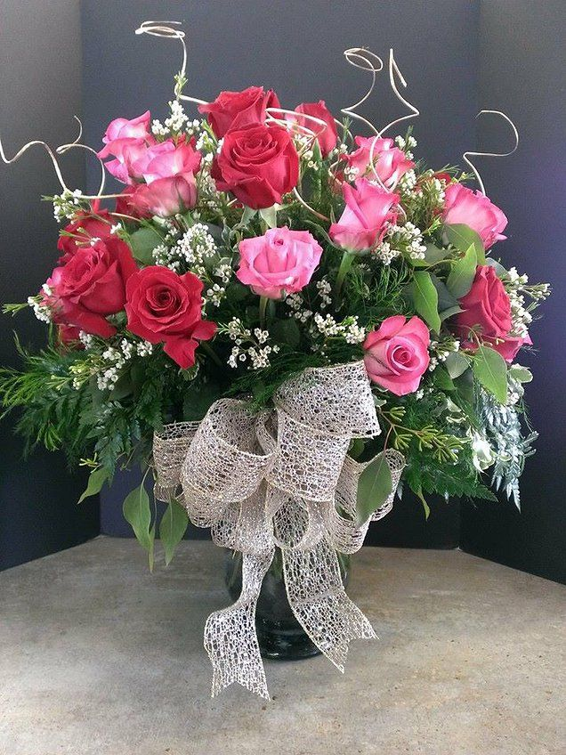 38 best Anniversary & Love Floral Designs images on Pinterest ...