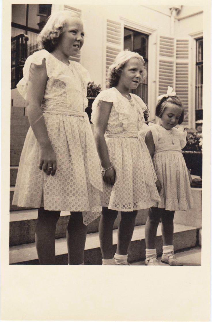 verjaardag Irene 5 augustus 1948