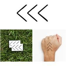 three arrow tattoo meaning - Google Search