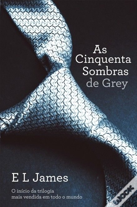 As Cinquenta Sombras de Grey, E. L. James melhor de todos os tempos