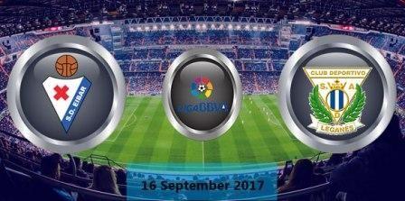 Prediksi Eibar vs Leganes