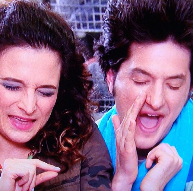 Jean Ralphio and Mona Lisa