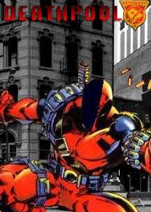 DeathPool - deadpool in amalgam comics | Amalgam Comics ...