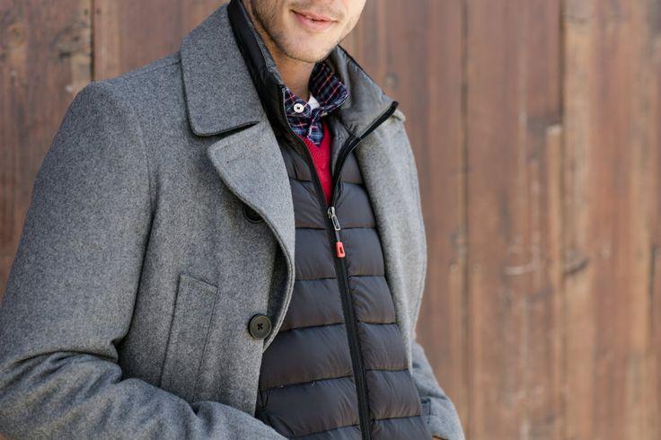 Down Jacket Layering - Pl Jackets