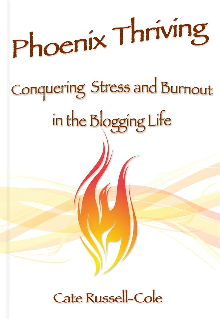 "Book blurb: I frequently hear complaints and pleas for help from highly stressed bloggers. As a coach and fellow writer, I have been doing my best to assist people, then decided to write a helpful ebook. ""Phoenix Thriving: Conquering Stress and Burnout in the Blogging Life,"" will help to ease the burden of writing, marketing, social media and the annoyances that fly in the faces of online writers."