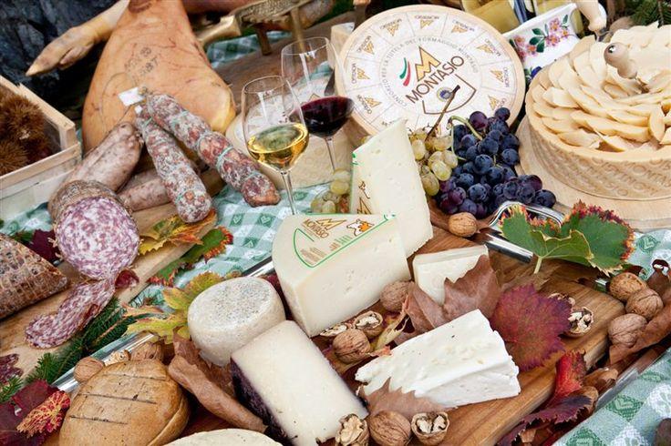 Prodotti tipici friulani - Typical Friuli taste