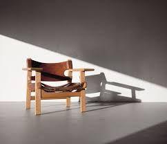 spanish chair Børge Mogensen