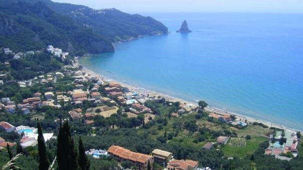Agios Gordis Village, Corfu Island, GREECE. http://www.wix.com/emilykgood/creativeideas#!travel