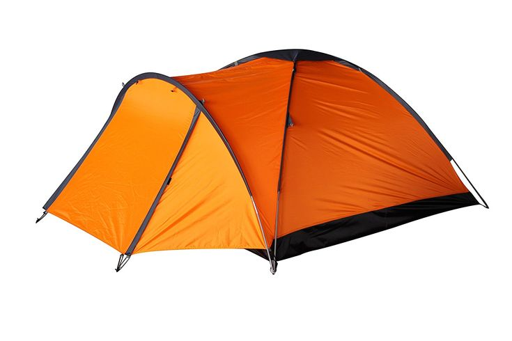 STAR HOME Orange Camping Tents Plus 2-3 Person > To view further, visit now : Hiking tents