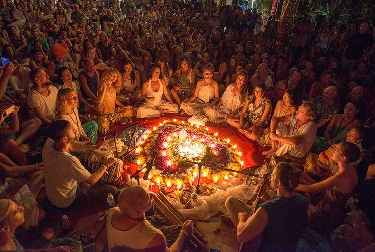 BaliSpirit Festival Blog - And so it begins: the music 2015