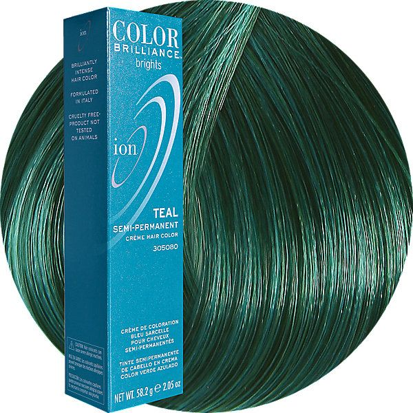 Ion Semi Permanent Hair Color Wash Out