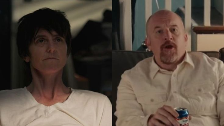 """On the most recent episode of Saturday Night Live, host Louis CK starred in a sketch called """"Birthday Clown,"""" in which a depressed Louis (""""Ernest"""" in the sketch) orders a clown to his home, just for himself. But that same concept has already been done—by fellow comedian Tig Notaro, in her short film Clown Service, which continues to screen across the country as a part of her national tour."""