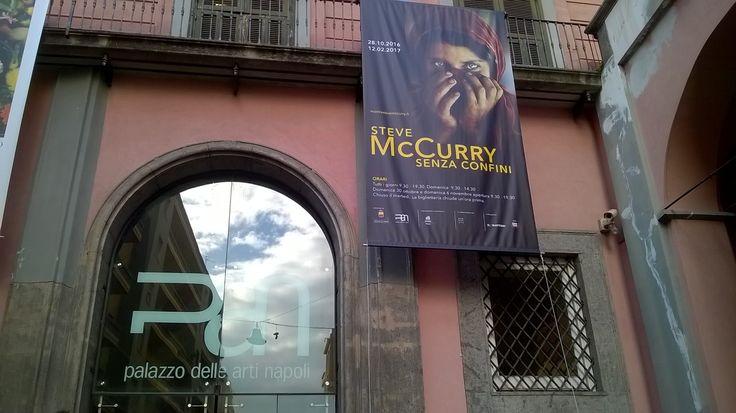 """Napoli,+""""Steve+McCurry+senza+confini"""":+le+emozioni+di+uno+scatto+e+l'importanza+del+fotogiornalismo"""