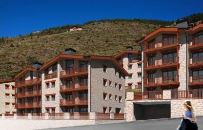 Les Terrasses del Tarter - Sant Pere del Tarter, Canillo (Andorra)