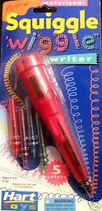 Squiggle Wiggle Pen. Best pen ever.