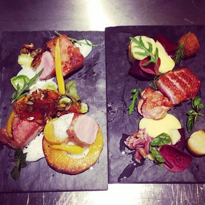 Don't be too surprised when you look at our menu and then take a peek at what everyone else is eating, that you're more confused than ever! Everything looks so good that you cannot quite make up your mind! Don't worry, this often happens at Summerfields...