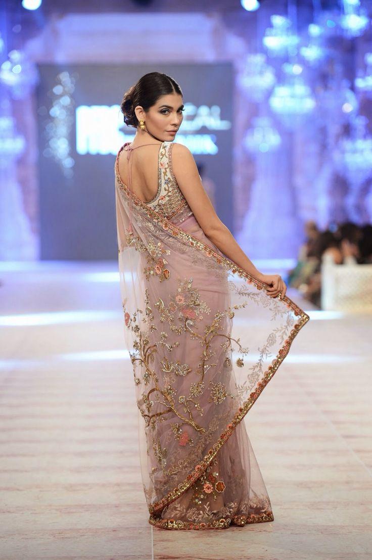 Misha lakhani Pakistani bridal couture