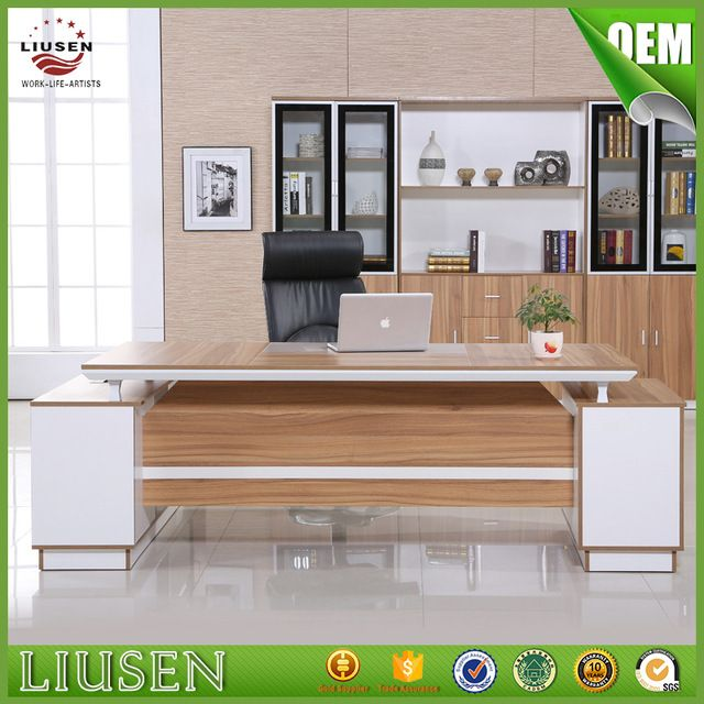 source office furniture new design melamine office table design on malibaba