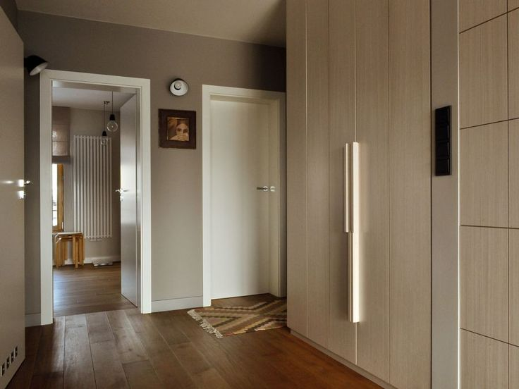 """apartament """"Przy Bulwarze"""" Kraków 100 m² - projekt i..."""
