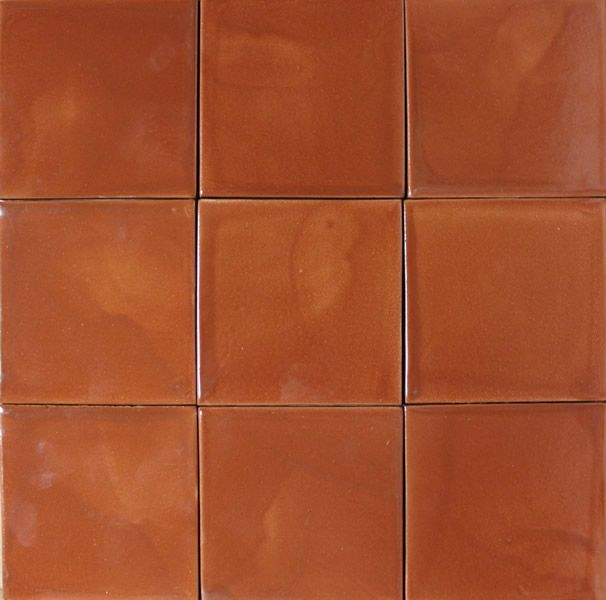 Mexican Tile - Rust Mexican Tile