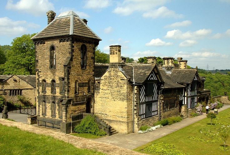 Beautiful Grade II listed architecture dating back to 1240