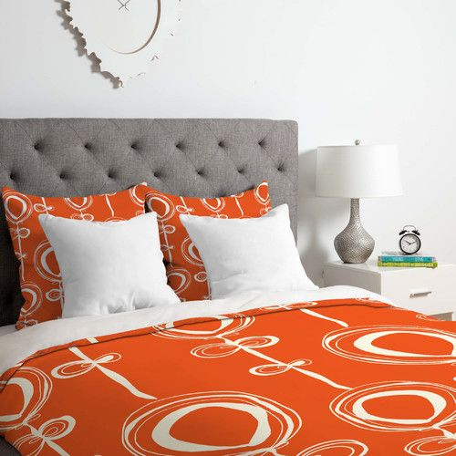 Found it at Wayfair - Rachael Taylor Contemporary Duvet Cover Set