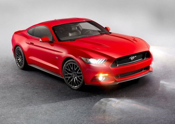 2015 Ford Mustang GT Reds Picture 600x427 2015 Ford Mustang GT Complete Reviews