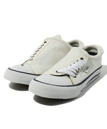 "The DUFFER of St.GEORGE(ザダファーオブセントジョージ)の""GREENY""SIDE LACE SNEAKERS:スニーカー(スニーカー)