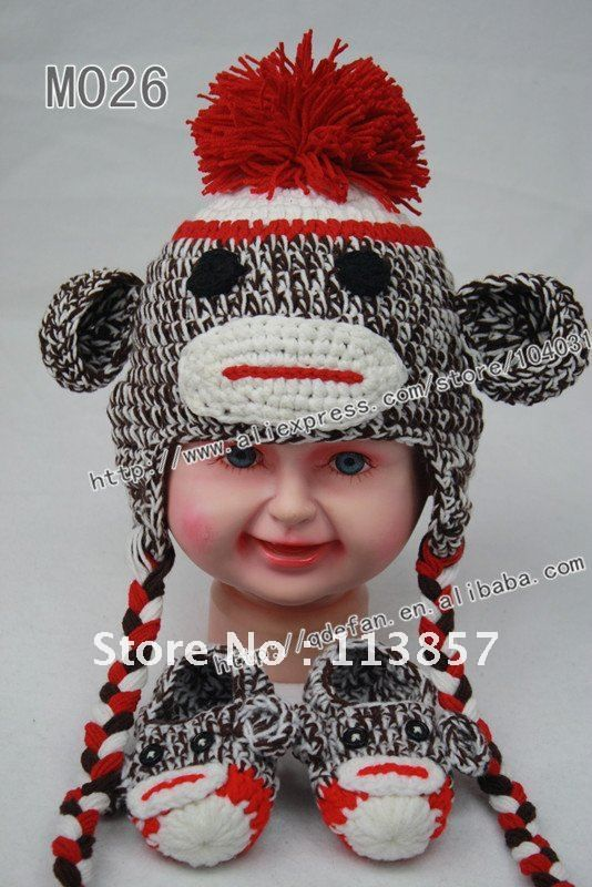 How To Knit A Baby Monkey Hat Hacker