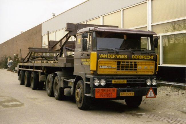 DAF 3300 BN-85-YN v d Wees Dordrecht nostalgie - Google zoeken