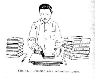 El manual de encuadernación de los salesianos