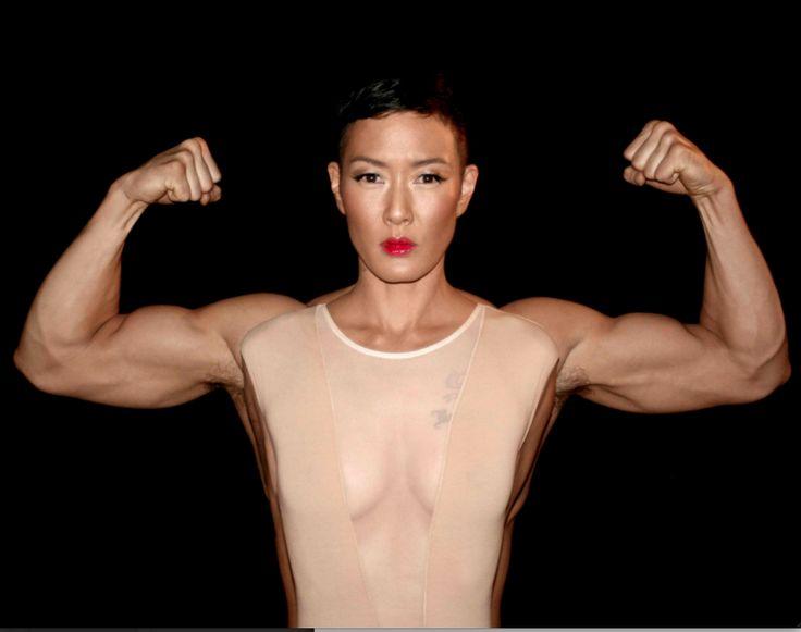 World Pay Zinc >> Jenny Shimizu.   gender construct   Jenny shimizu, Japanese american, Fashion tape