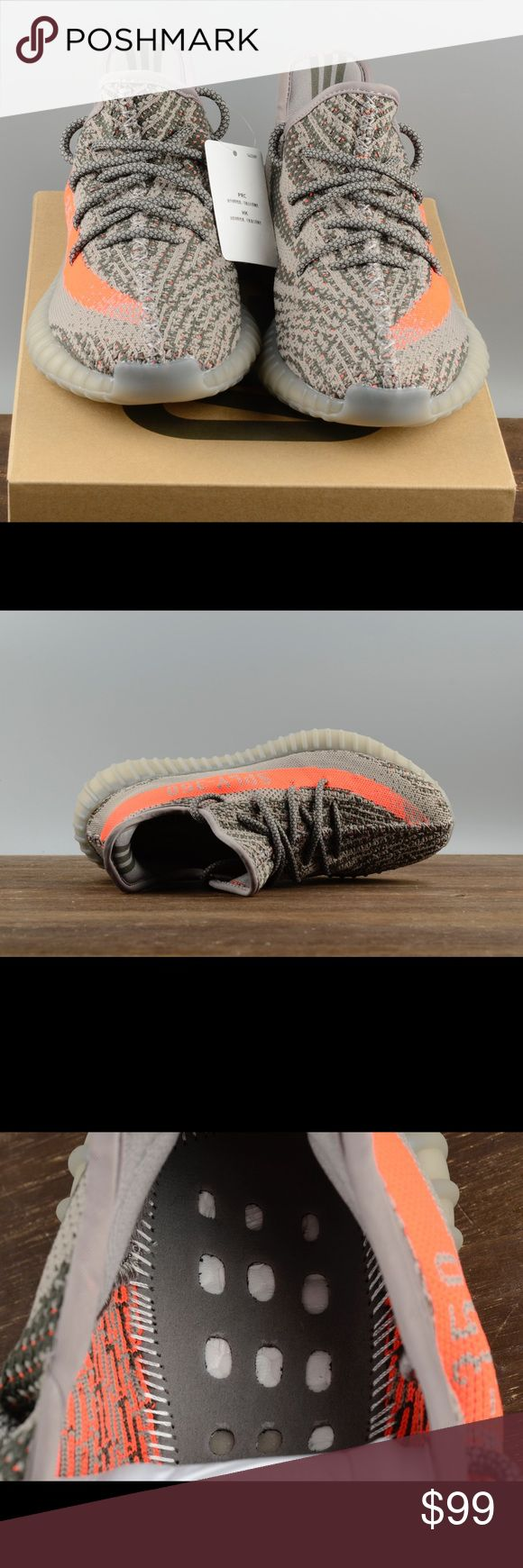 Adidas Yeezy Boost 350 V2 fashion sneaker shoes New, comes with box and receipt.     ————————————————— Men mens womens women nike vans converse adidas puma roshe air max athletic sports white pink black purple evening heel high heeled flat feet leather an