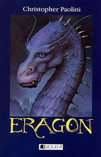 Eragon | Christopher Paolini | Favourite book | Fantasy