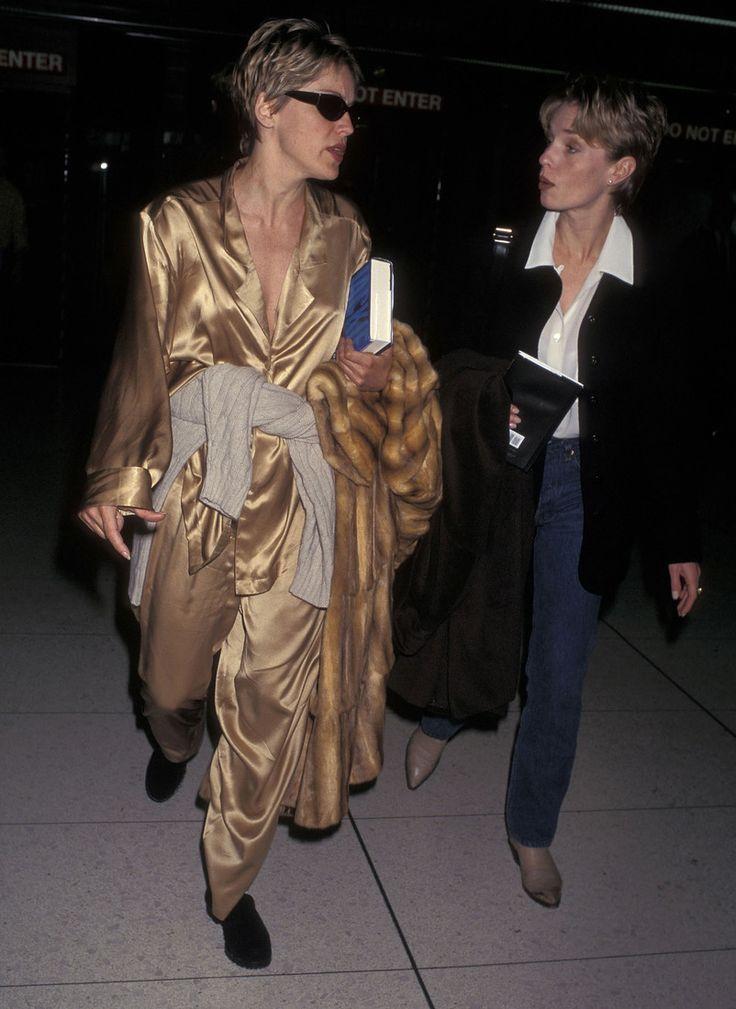 Звезды, которые 20 лет назад одевались так круто, как многие не смогут и сегодня | Шэрон Стоун | 21