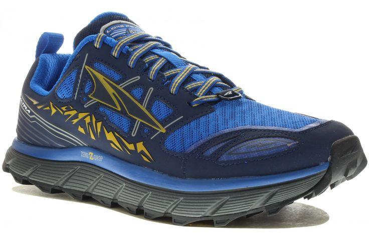 Altra Lone Peak 3.0 M pas cher - Chaussures homme running Trail en promo