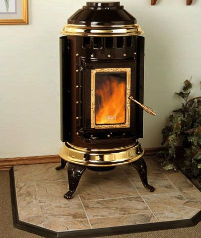 Thelin Parlor pellet-heater