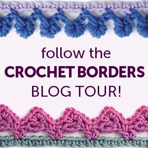 A big thank you to Storey Publishing for sponsoring this blog tour and giveaway! So glad you stopped by for the Every Which Way Crochet Borders Blog Tour! Edie Eckman's new release Every Which Way Crochet Borders features 100 unique border designs! Each pattern includes step-by-step pattern instructions and symbol charts to guide you through, as well as …