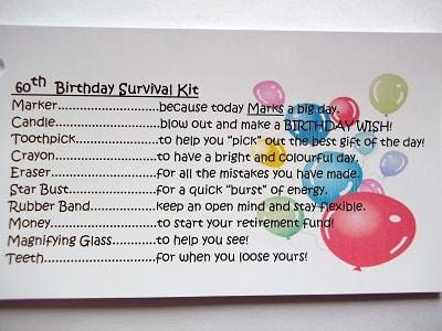 Best Survival Kit List Images Jpg 400x300 Birthday Kits To Make