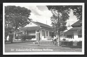 Borromeus hospital, Bandung, where my father and his sisters were born