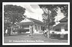 Borromeus hospital, Bandung, where my father and his sisters were born ~MaryOuma~