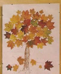 Resultado de imagem para trabalhos manuais sobre o outono