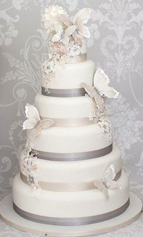 Best 25 Summer Wedding Cakes Ideas On Pinterest