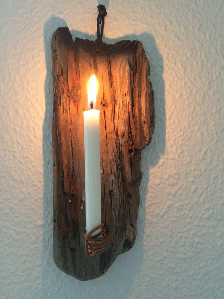 My candlelight driftwood/Cobber design.